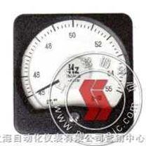 13D1-HZ-广角度频率表-上海船用仪表厂