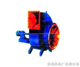 GG、GY2~10锅炉离心通引风机