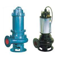 自动搅匀污水提升泵