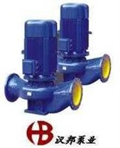 ISG型立式清水管道泵