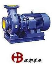 ISW型卧式管道泵,清水管道泵