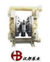 QBY型气动隔膜塑料泵