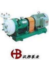 CQB型耐腐蚀氟塑料泵