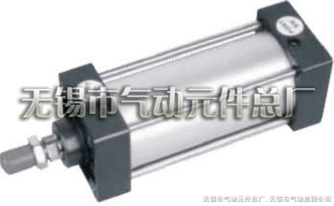 QGSU系列标准气缸   无锡市气动元件总厂