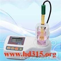 实验室台式酸度pH计(意大利) 型号:H5HI208