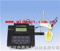 台式精密酸度計(PH計) 型號:CN61M/HK-3C