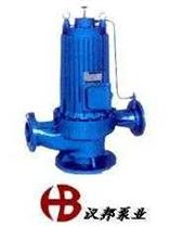 SPG型屏蔽管道泵