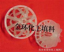 供应塑料空心球,CPVC花环填料,泰勒花环