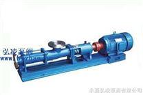 G型单螺杆泵(轴不锈钢)