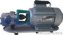 WCB手提式不鏽鋼齒輪油泵