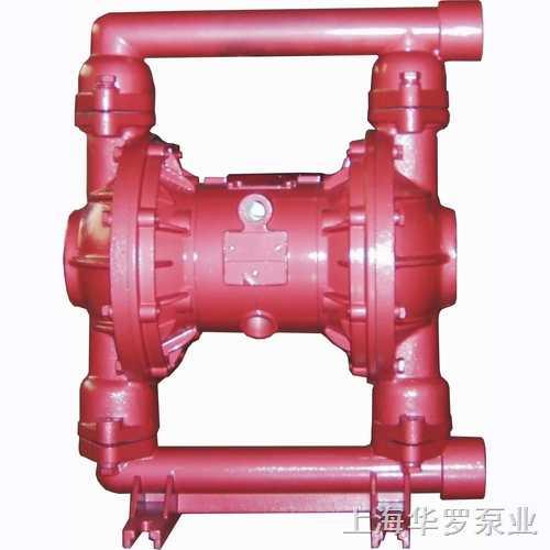 第二代气动隔膜泵