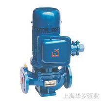 立式管道离心油泵