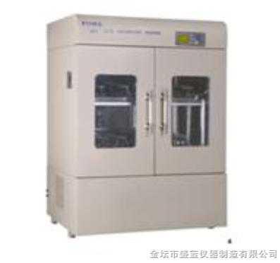 双层大容量全温摇床QYC-2102