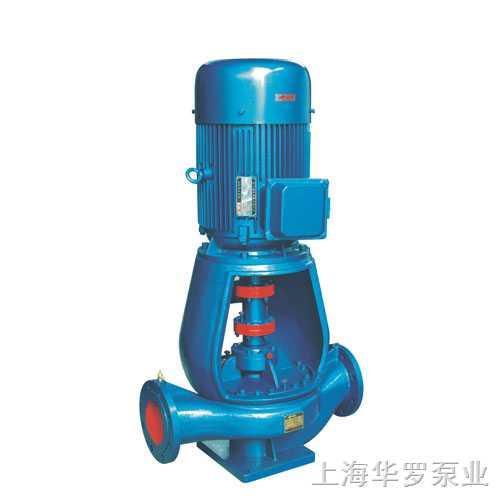 便拆立式热水泵