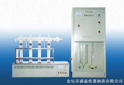 氮磷钙测定仪NPC—08