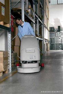 全自动洗地机 多功能洗地机
