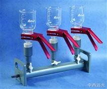 多联过滤器(塑料底座,3联不带泵)