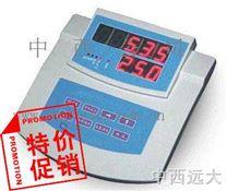 台式精密酸度計(手動補償) 國產