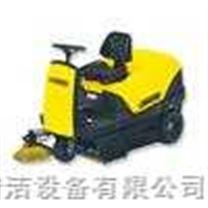 驾驶式扫地车