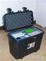 中西牌便携式烟尘分析仪/检测仪 (只测烟尘,压力,流速,流量,烟温)