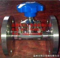 不锈钢法兰隔膜阀,卫生级法兰隔膜阀,卫生级隔膜阀