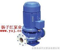 管道泵:IHG不锈钢管道泵