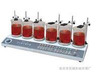 多頭磁力加熱攪拌器