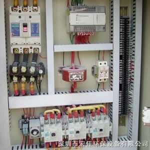 中央集尘机(plc控制)控电柜