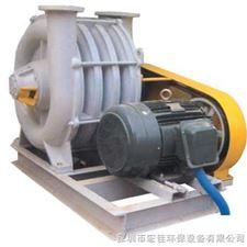 鑄造多段皮帶式風機(高壓型)