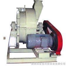 鋼板兩段皮帶式風機(高壓型)