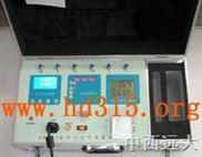 室内空气检测仪/全中文大蓝屏分光光度打印六合一室内空气检测仪器(甲醛