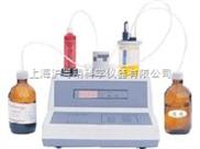 自动水分滴定仪/上海安亭自动水分滴定仪ZSD-2