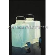 20LNALGENE帶放水可高溫高壓滅菌的矩形細口大瓶2321-0050