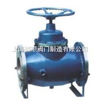 保溫閘閥-保溫柱塞截止閥-BUJ41H保溫柱塞截止閥
