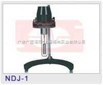NDJ-1旋轉粘度計廠家