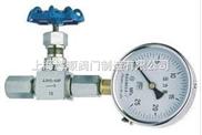 卡套角式针型阀-压力表型针型阀-JJM1压力表针型阀