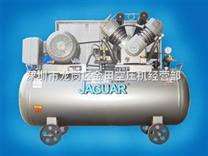 捷豹风冷微油润滑空气压缩机