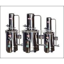 全不锈钢电热蒸馏水器HS·Z11·5/5升/小时蒸馏水器