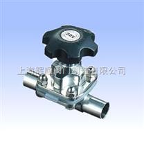 氣動隔膜閥-不鏽鋼隔膜閥-衛生級隔膜閥-衛生級焊接隔膜閥