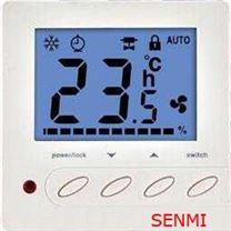 室内液晶温控器,液晶温控面板,温控器
