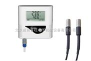 2路电池供电便携式温湿度记录仪WHTTA