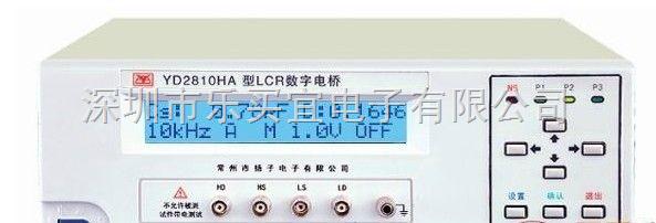 th2817a lcr数字电桥