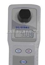 余氯计SYL-1/SYL-1B