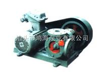 NCB型内啮合齿轮泵效率高,排量大,运转平稳