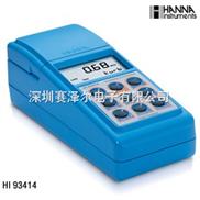 哈纳HANNA HI93414高精度浊度/余氯/总氯分析测定仪