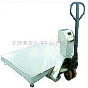 """电子地磅,天津物流专员可移动电子秤""""3吨可移动带打印电子秤"""""""