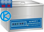 KQ-300GVDV-數顯式超聲波清洗器/台式雙頻恒溫數控超聲波清洗器KQ-300GVDV