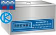 雙頻數控超聲波清洗器/數顯式恒溫超聲波清洗器KQ-500GVDV