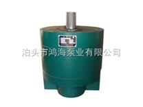 160低噪音大流量液压齿轮泵