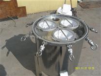 水处理三袋式过滤器